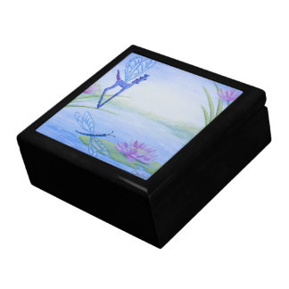 Dragon Fly Fantasy Horse Jewelry Box