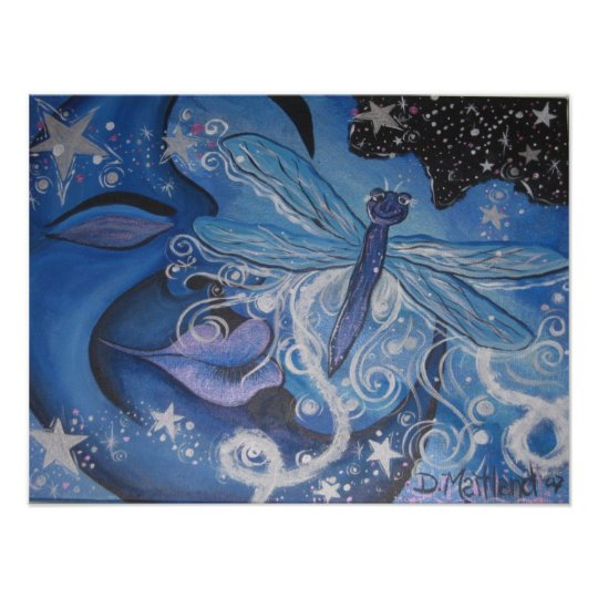 DrAgOn FLy MoOn Poster