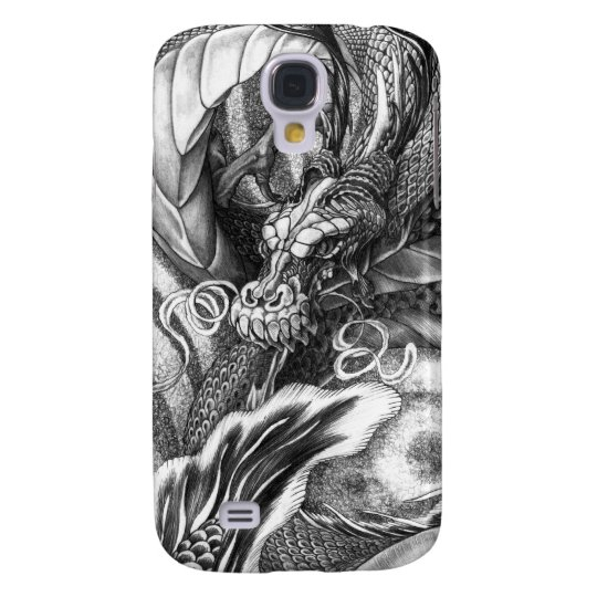 Dragon Galaxy S4 Case