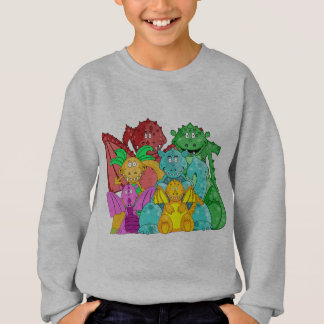 Dragon Gang Sweater