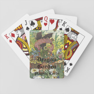 Dragon Garden Playing Cards