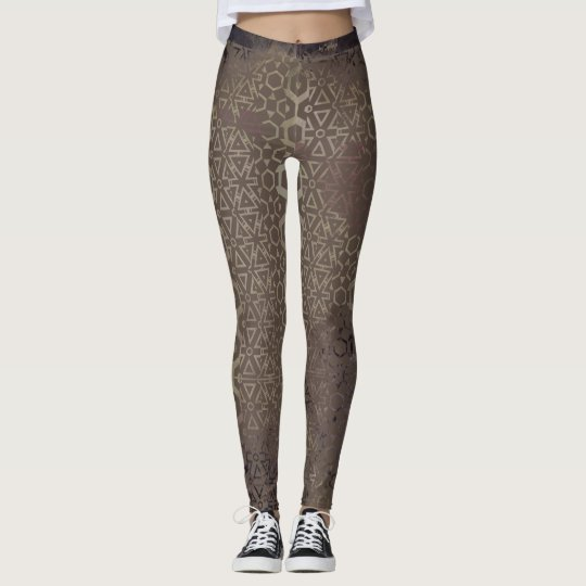 Dragon Glass Grunge Leggings