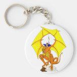 Dragon Guard Keychain