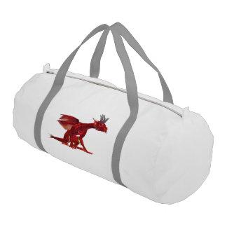 Dragon Gym Duffel Bag