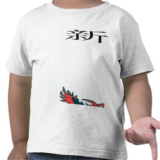 Dragon Happy New Year T-shirts