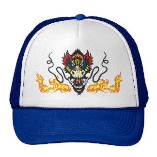 dragon head cap