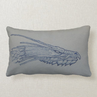 Dragon Head Cushion