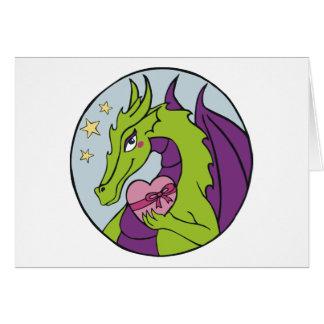 Dragon Heart Card