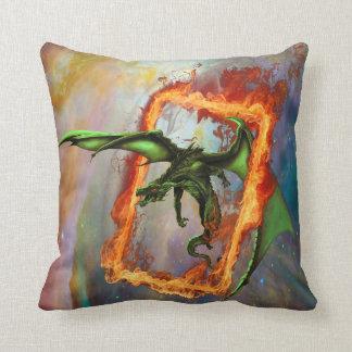 Dragon Heart Cushion