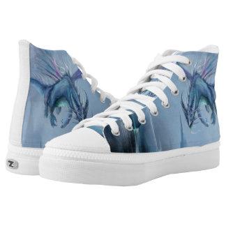 Dragon High Top Sneakers
