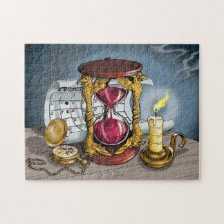 Dragon Hourglass Puzzle