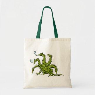 Dragon Image 45 Budget Tote Bag