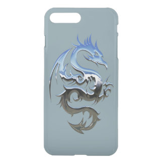 Dragon iPhone7 Plus Clear Case