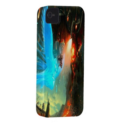 Dragon iPhone 4/4s Mate ID Case iPhone 4 Covers