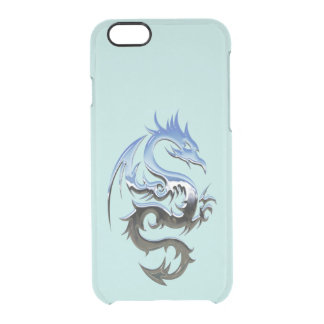 Dragon iPhone 6/6S Clear Case