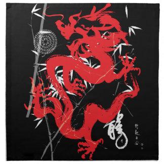 Dragon Japan Fantasy Napkin