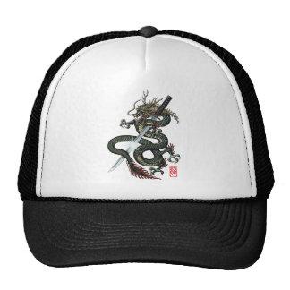 Dragon katana3 cap