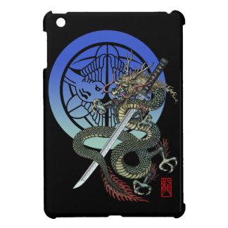 Dragon katana Uesugi iPad Mini カバー