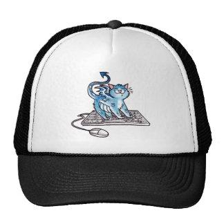 Dragon Kitty Hats