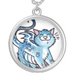 Dragon Kitty Necklace
