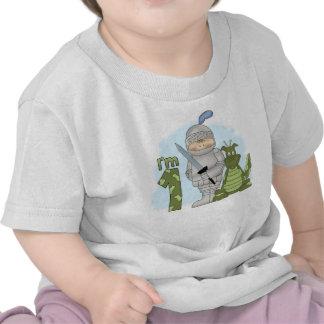Dragon Knight 1st Birthday Tshirts