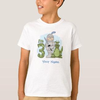 Dragon Knight 3rd Birthday Personalized Shirt