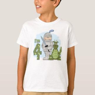 Dragon Knight 4th Birthday T Shirts