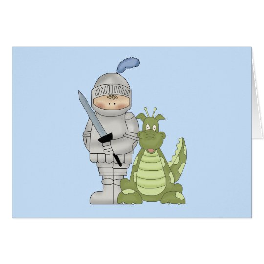 Dragon Knight Card