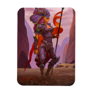 Dragon knight magnet