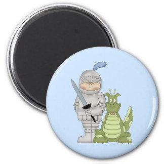 Dragon Knight Magnet