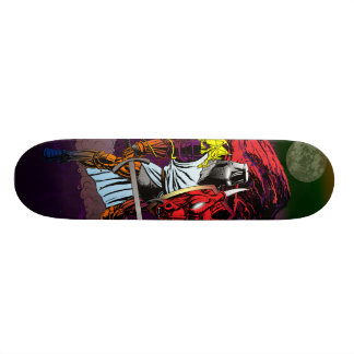 Dragon Knight Skateboard