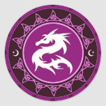 Dragon Knot 9 Stickers
