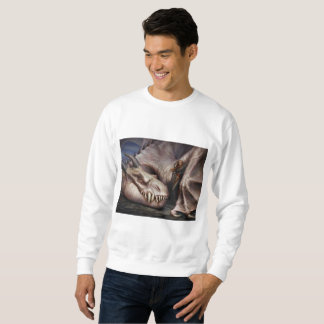 Dragon lady sweatshirt