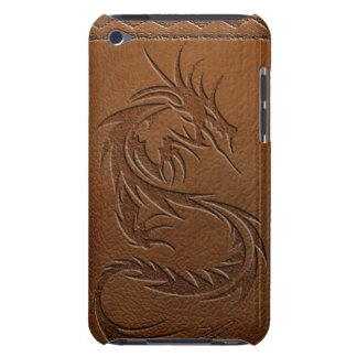 Dragon leather iPod Case-Mate case