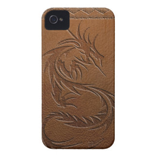 Dragon leather iPhone 4 case