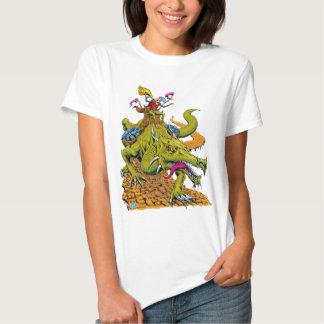 Dragon Library Shirt