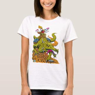 Dragon Library T-Shirt
