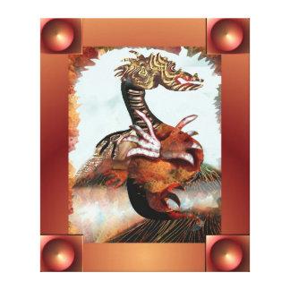 Dragon lore canvas prints