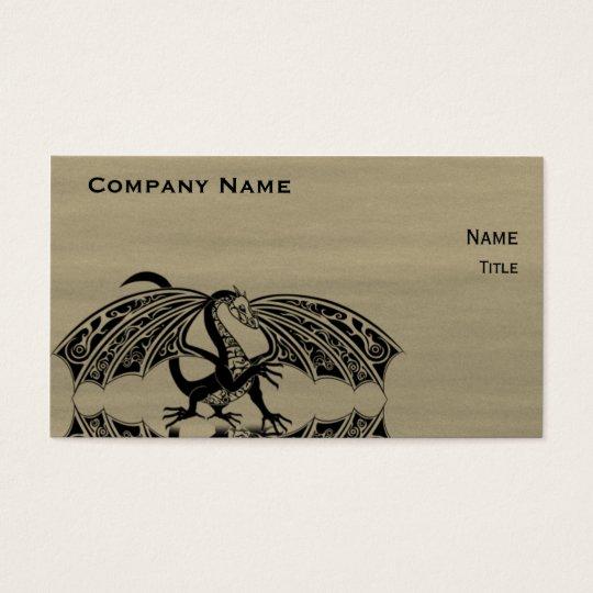Dragon Love 4 Business Card