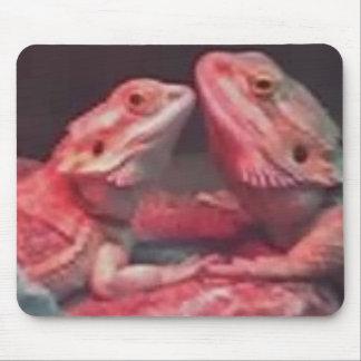 Dragon Love Mouse Pad
