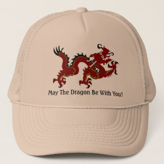 Dragon Luck Mall Trucker Hat