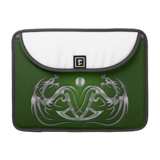 Dragon Macbook Sleeve with Flap Sleeve For MacBooks