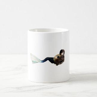 Dragon Mache Tiny Mermaid Coffee Mug