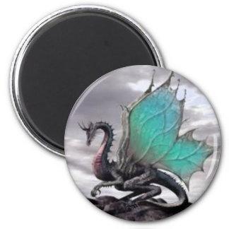 """ Dragon Magnet ! """