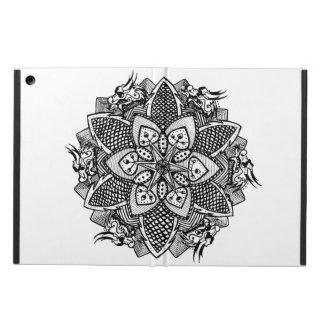 Dragon Mandala iPad Air case