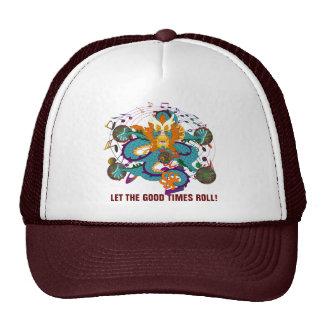Dragon Mardi Gras 2 Mesh Hat