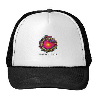 DRAGON MARTIAL ARTS TRUCKER HAT