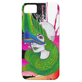 Dragon Mask (Edition no.2) iPhone 5 Cases
