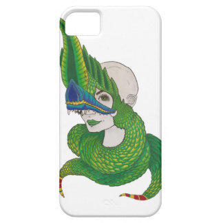 Dragon Mask. iPhone 5 Cover