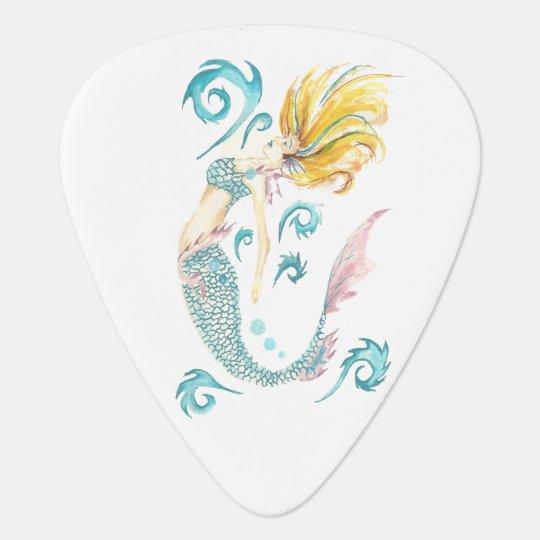Dragon Mermaid Luna Plectrum